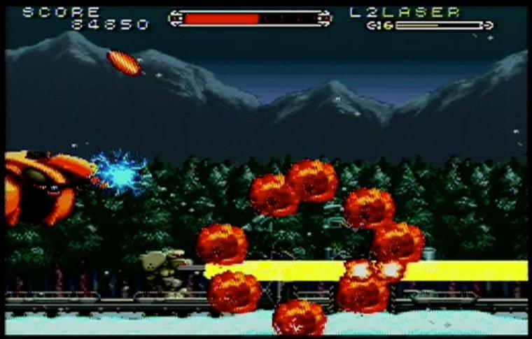 Cybernator 2