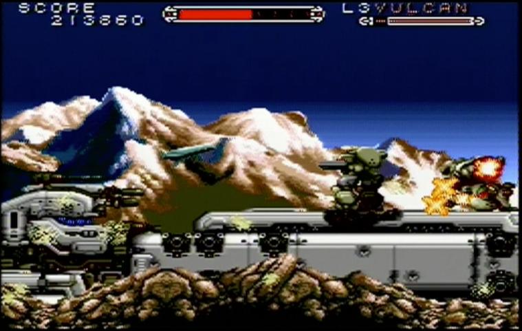Cybernator 3