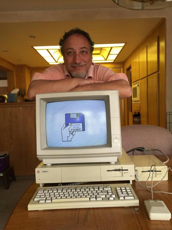Dave Needle Amiga
