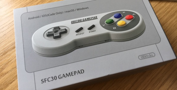 SFC30 GAMEPAD