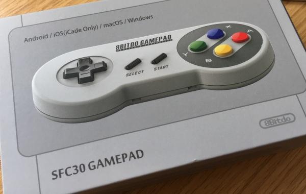 SFC30 GAMEPAD