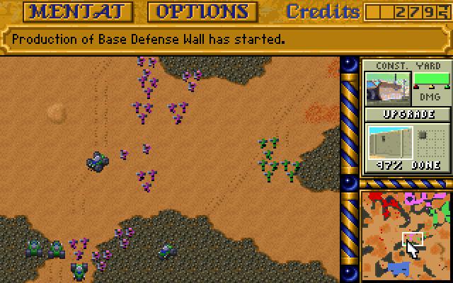 Dune 2 Amiga